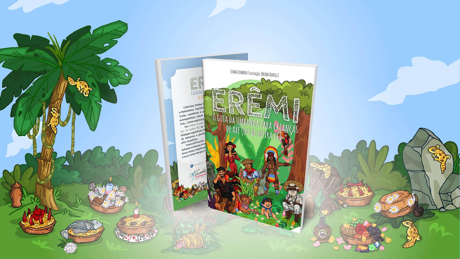 Umbanda Para Crianças | No Guia da Umbanda para Crianças de Axé (ou de outra fé) os pequenos e pequenas conhecerão os Guias Espirituais que nos protegem durante a vida!