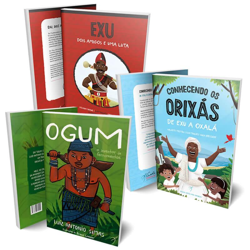 O Livro dos Orixás Para Crianças