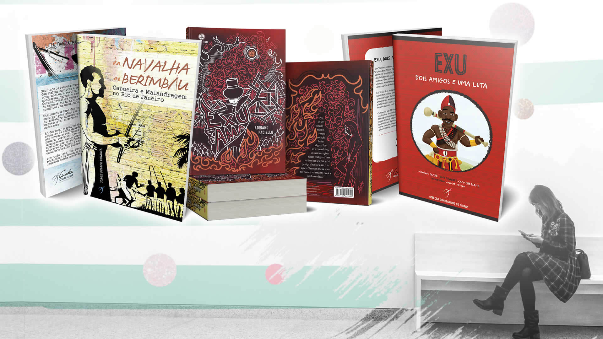 Clube Arole: Conheça os Livros do Kit Literário de Agosto