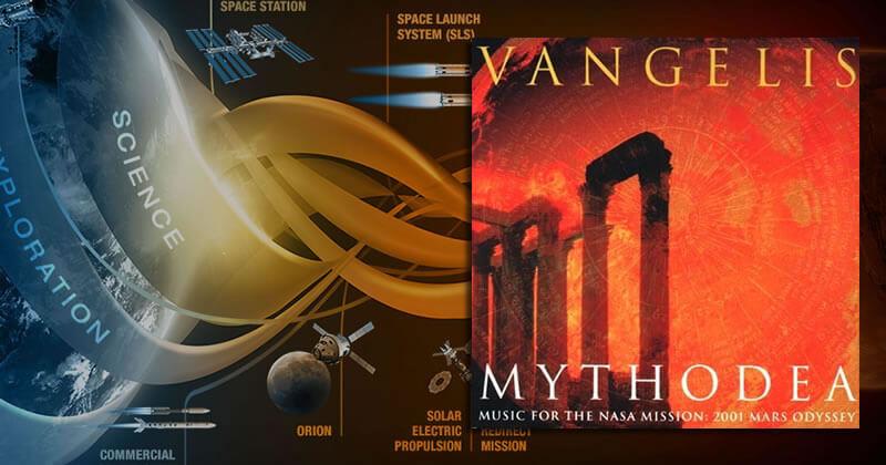 Magia Musical: Mythodea (Vangellis)