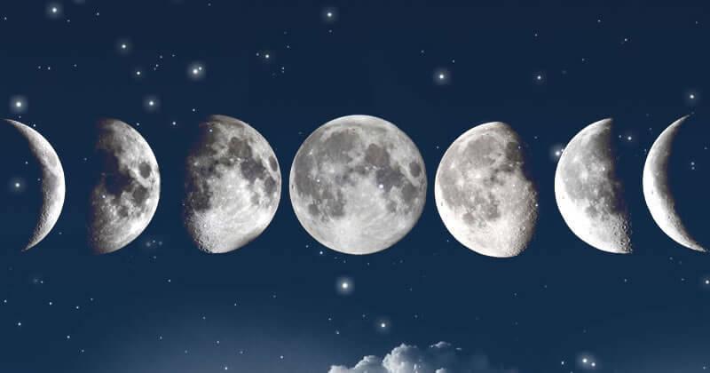 MAGIA | Como descobrir a fase da lua (sem calendário)?