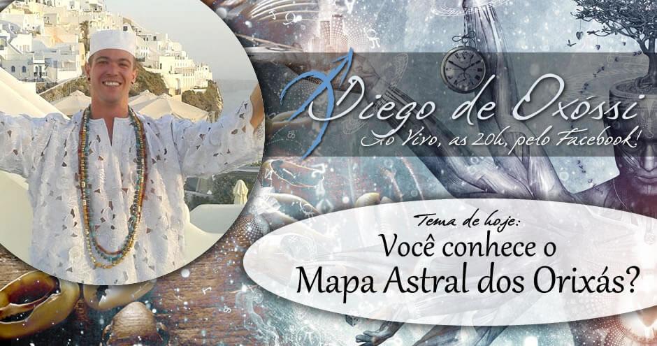 PDO | Você conhece o Mapa Astral dos Orixás?