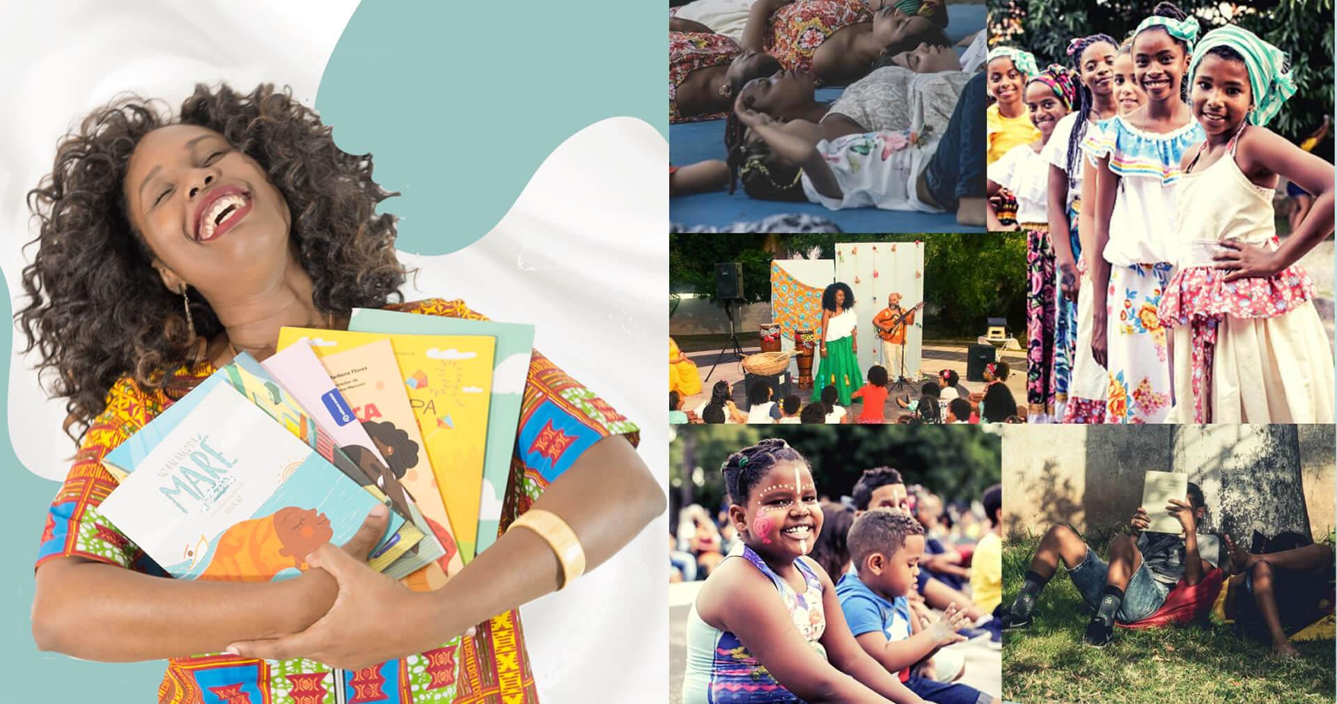 Clipping | Campanha junta recursos para realizar evento gratuito que exalta a diversidade na infância