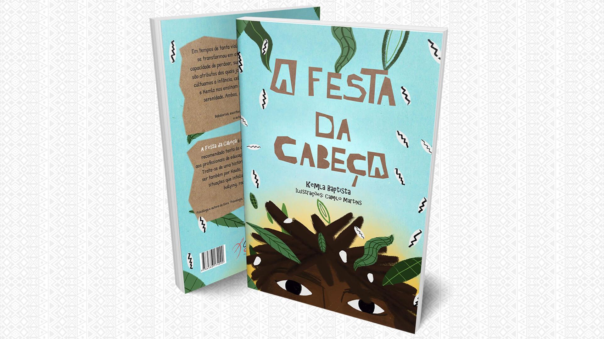 Diego de Oxóssi | Escrito pela educadora, contadora de histórias e equede de Candomblé, Kemla Baptista, o livro é uma importante lição sobre auto-cuidado e a...