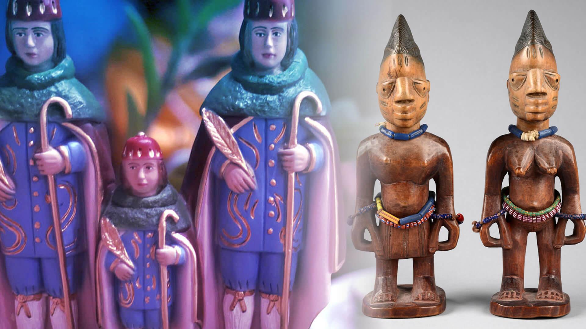 Cosme, Damião, Doun e os Ibejis: quem é quem nesse 27 de setembro?