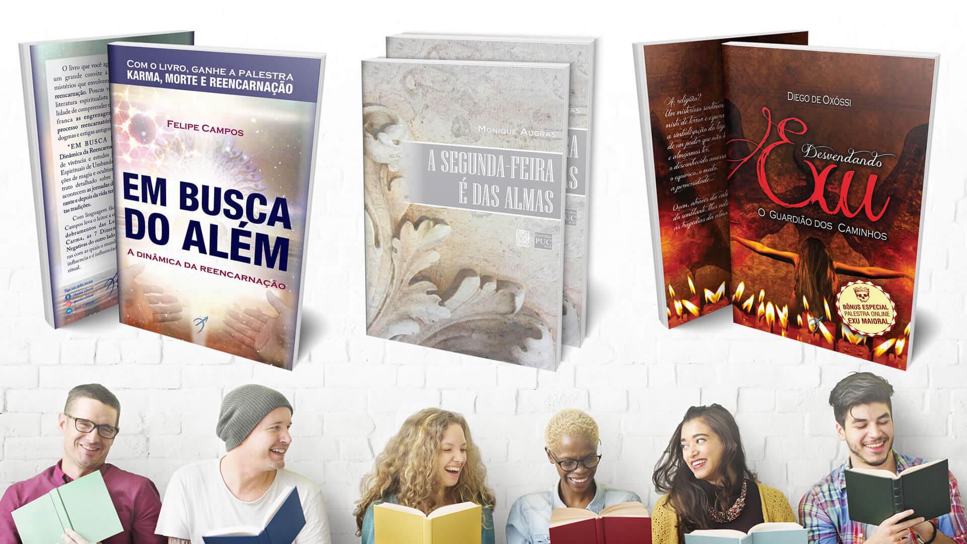 Clube Arole: Conheça os Livros do Kit Literário de Junho