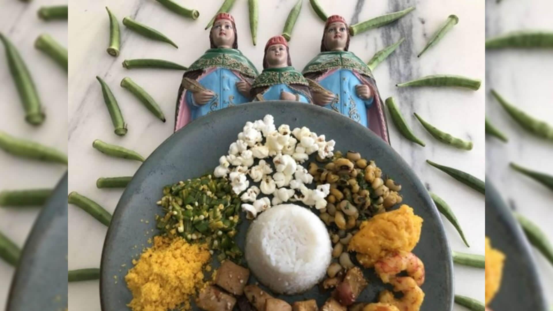 Caruru: uma receita deliciosa que agrada os Orixás Crianças