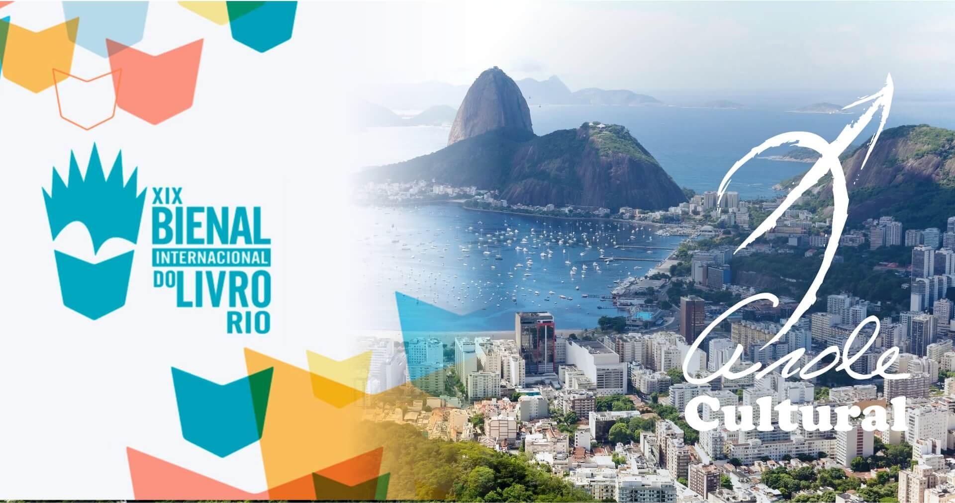 Release | Arole Cultural participa da Bienal do Livro do Rio com cinco lançamentos e novo selo