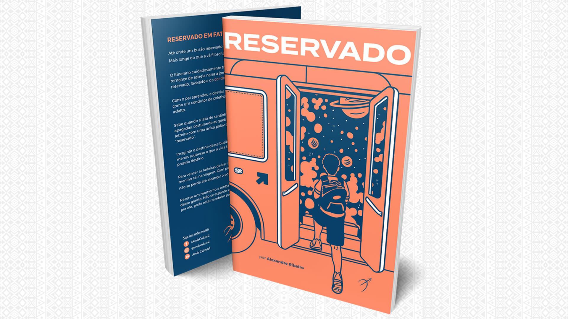 """""""Reservado"""", ficção infanto-juvenil da Arole Cultural, retrata a realidade da juventude periférica brasileira"""