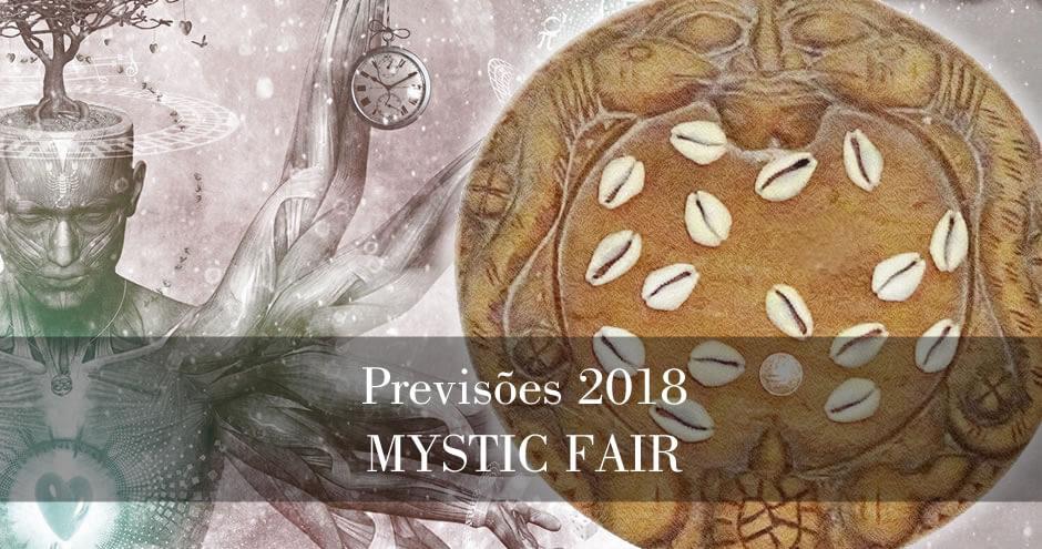 Previsões 2018: Diego de Oxóssi na Mystic Fair