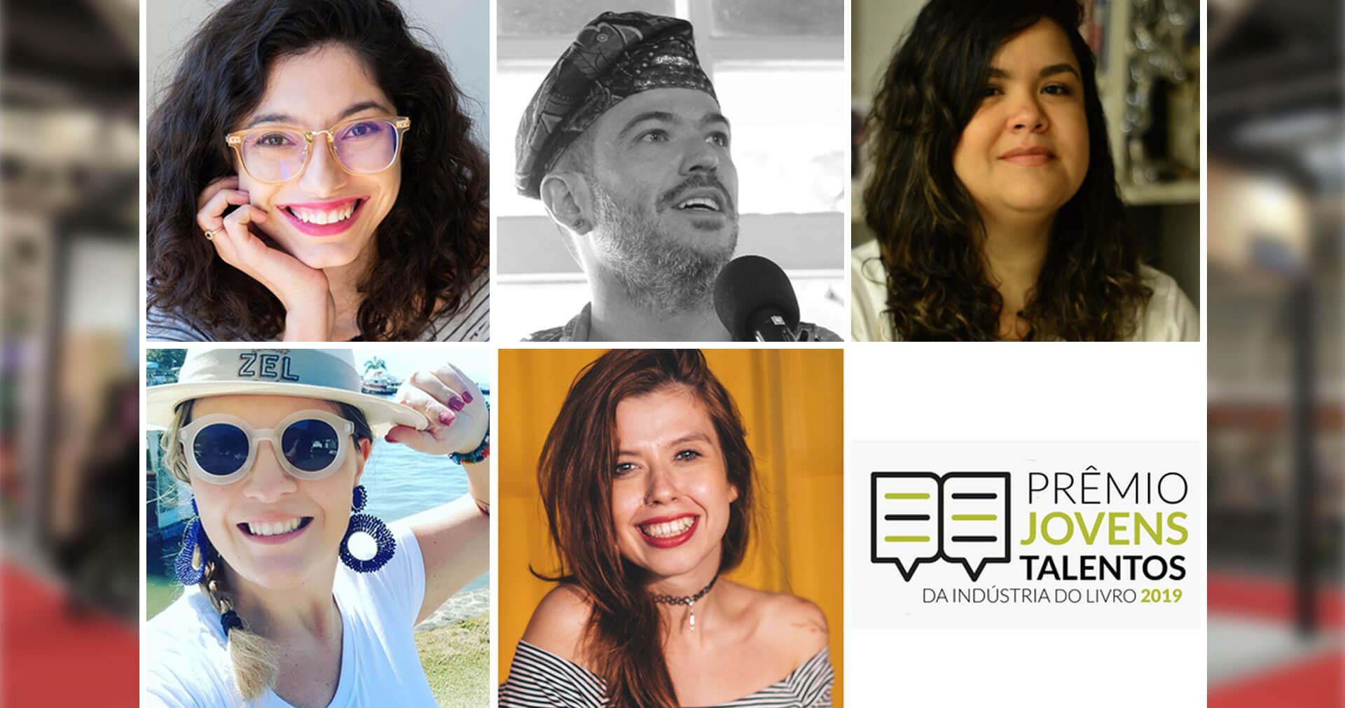 Clipping | Diego de Oxóssi ganha o prêmio Jovens Talentos PublishNews