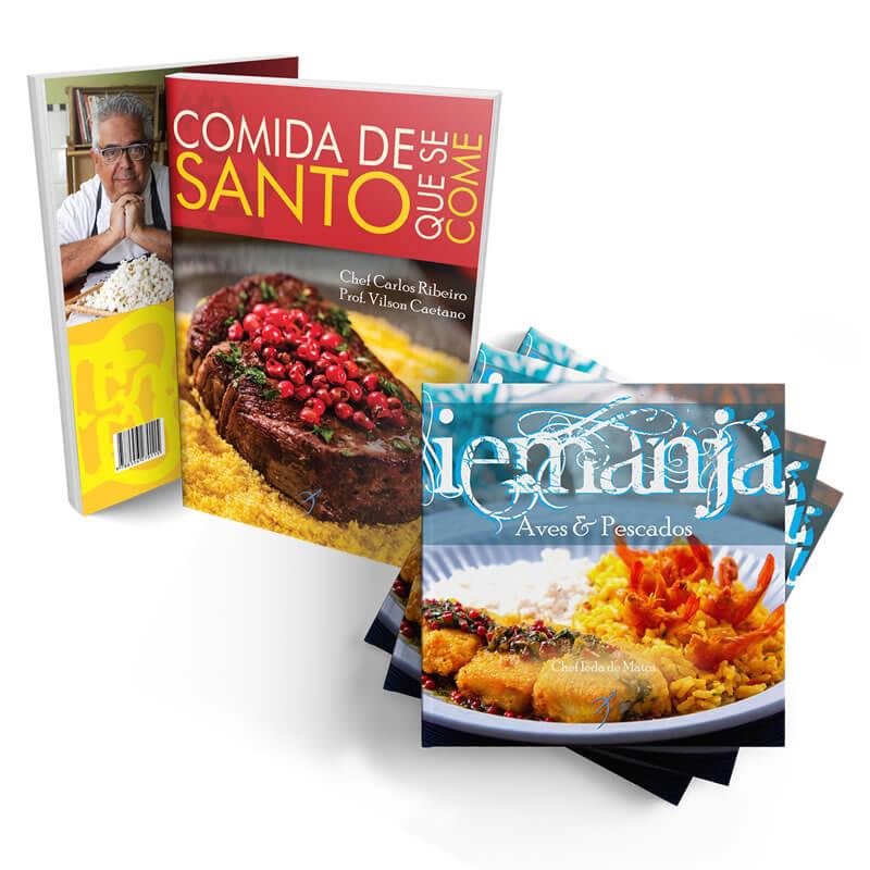 2 em 1: Iemanjá + Comida de Santo