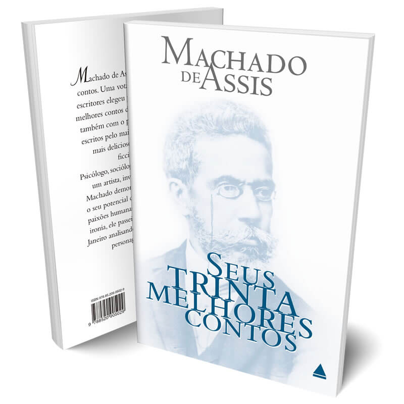 Seus trinta melhores contos Machado de Assis